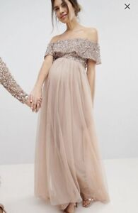 Robe pour mariage maternité - Maid of Honor Maternity Dress