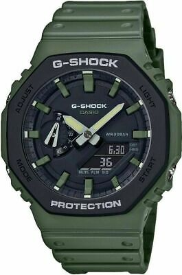 "USA SELLER NEW CASIO G-SHOCK GA2110SU-3A CARBON CORE GAURD ""CASIOAK"" MEN'S WATCH"