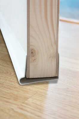 Draught Excluder 90cm -The ideal solution to stop draughts getting under doors!