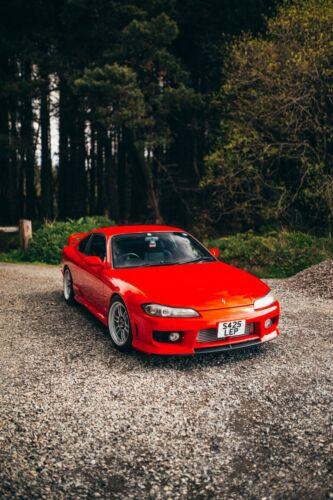 Image of 1999 Nissan Silvia S15 Spec R Aero SR20DET (Spec S Converted)