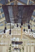 Rustic Chandelier - Perfect for your wedding! Gladesville Ryde Area Preview