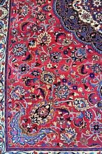 RARE EXTRA LARGE HAND WOVEN CLASSIC PERSIAN MASHAD RUG CARPET North Sydney North Sydney Area Preview