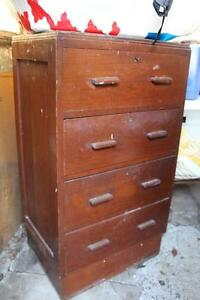 Old wooden chest of drawers Concord West Canada Bay Area Preview