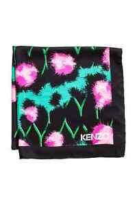 KENZO x H&M Patterned silk scarf animal print RARE LTD EDITION BNWT not Moschino