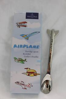BRAND NEW! Villeroy and Boch Airplane Spoon