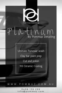 POMMAZ mobile car Detailing, Ceramic coating, Paint correction Sydney City Inner Sydney Preview