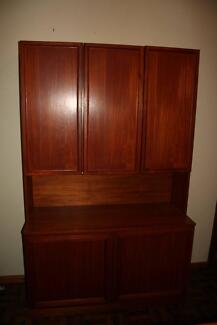 Retro Teak Wall Units- Parker era