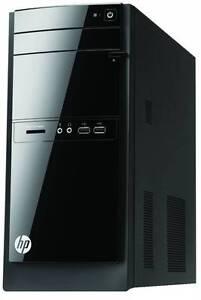 Hp 110-000a Desktop Series Pc win 8 1tb hdd 4 gb mem hp 24 inch m Oakleigh East Monash Area Preview