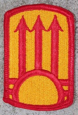 New Dealer Lot of Twenty 111th Air Defense Artillery Patches, Sew-On, Full Color