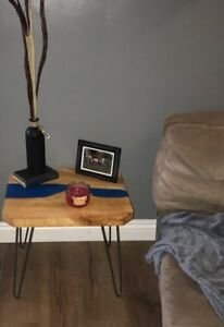 River Table / side table / accent table