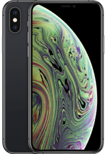 Apple iPhone XS 64GB (Ohne Simlock) Space Grau NEU OVP MT9E2ZD/A EU