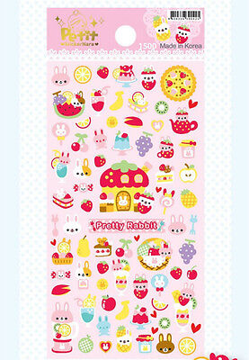 3D puffy bubble stickers scrapbook Cartoon birthday gift collection Hot&&