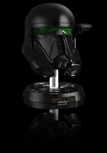 Star Wars death trooper helmet