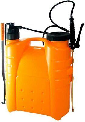 Pulverizador MOCHILA 16 LITROS Fumigadora / Sulfatadora con Lanza a Presión 16L