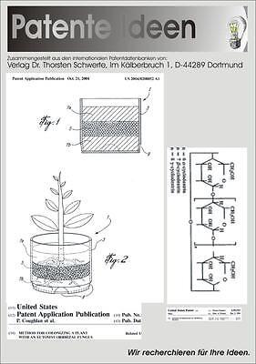 Alle Geheimnisse rund um den Trüffel Patente CD