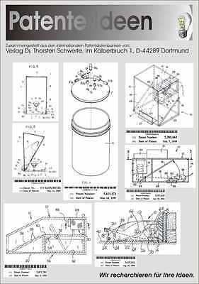 Raffinierte Mausefalle (n) 40 Patente - Sammlung