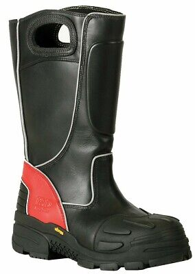 Fire-dex Fdxl200-11 Leather Firefighter Boot Size 11 Leather Fire Boots