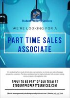 Part-Time Sales Associates Needed!!!