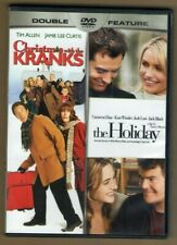 THE HOLIDAY + CHRISTMAS WITH THE KRANKS dvd DOUBLE FEATURE | eBay