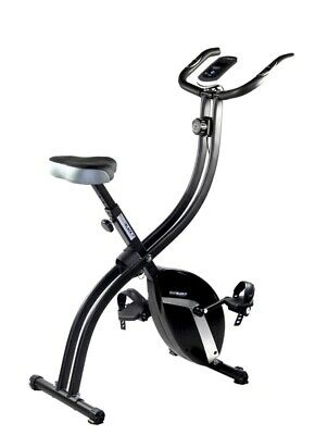 Roger Black Gold Folding Magnetic Exercise Bike- Fast Dispatch !