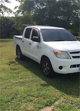 Hilux 2005 sr crewcap ute v6 auto awsome ute Middle Dural The Hills District Preview