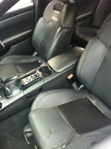 VE SS Holden leather seats