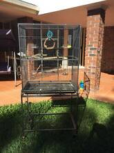 HQ Aviary Flight Cage with Stand Parkwood Gold Coast City Preview