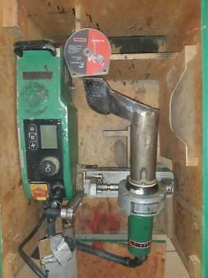 Leister Varimat V2 Hot Air Welder