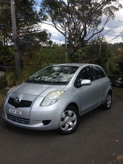 2006 Toyota Yaris Hatchback Caringbah Sutherland Area Preview