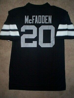 Oakland Raiders DARREN McFADDEN nfl Jersey Adult MEN/MENS/MEN'S (xl) Darren Mcfadden Jersey