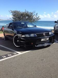 1993 Nissan Skyline R33 GTS-T Coupe 2dr Manual 2.5L South Brisbane Brisbane South West Preview