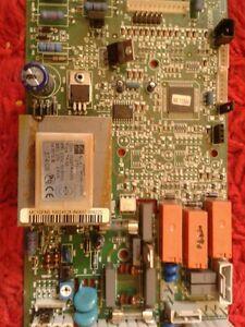 vokera linea 28 circuit board pcb motherboard. Used. From linea 28 boiler.