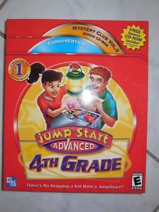 Jump ☆Start 4nd Grade ( 8-10 years old) Fun Learning Leanyer Darwin City Preview