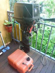 30hp Mariner Outboard 2005 model Yorkeys Knob Cairns City Preview