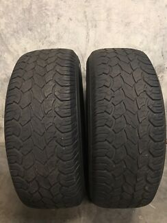 Federal Tyres 265/65/17 inch Yagoona Bankstown Area Preview
