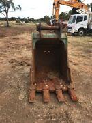 900mm trenching bucket 40- 50 ton excavator  Melton Melton Area Preview