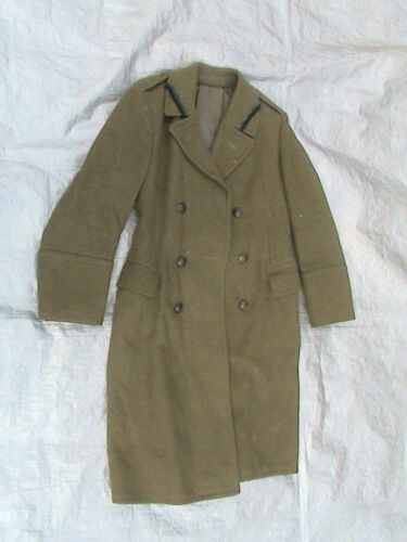 OLD POLISH ARMY OFFICER COAT - VERY RARE - BARGAIN !!!