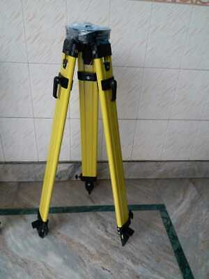 Aluminum Double Lock Heavy Section Tripod Levels Surveying Equipment Stand