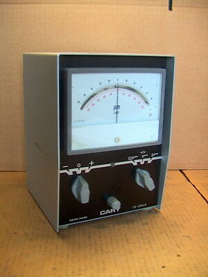 Cary 15-411 Electrical Test Equipment Instrument No Connecting Cables
