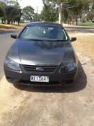2008 Ford Falcon Factory LPG Rowville Knox Area Preview