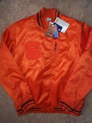 200  Nike Syracuse Orange Orangemen Jersey Jacket Adult Mens Mens  M Medium