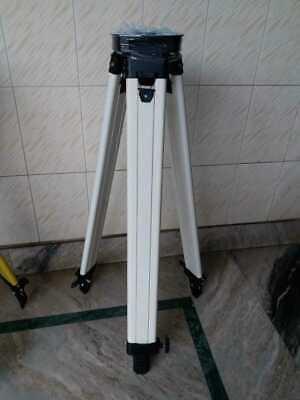 Surveying Level Equipment Tripod Heavy Duty Aluminum Tripod Inspection Stand