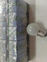 Lotto Stock Pezzi 10 Lampadine Incandescenza E27 25w Sfera Opale -  - ebay.it