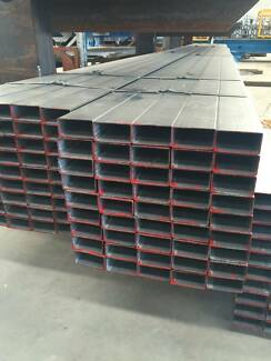76x38x1.5mm Galv 8m Patio Tube
