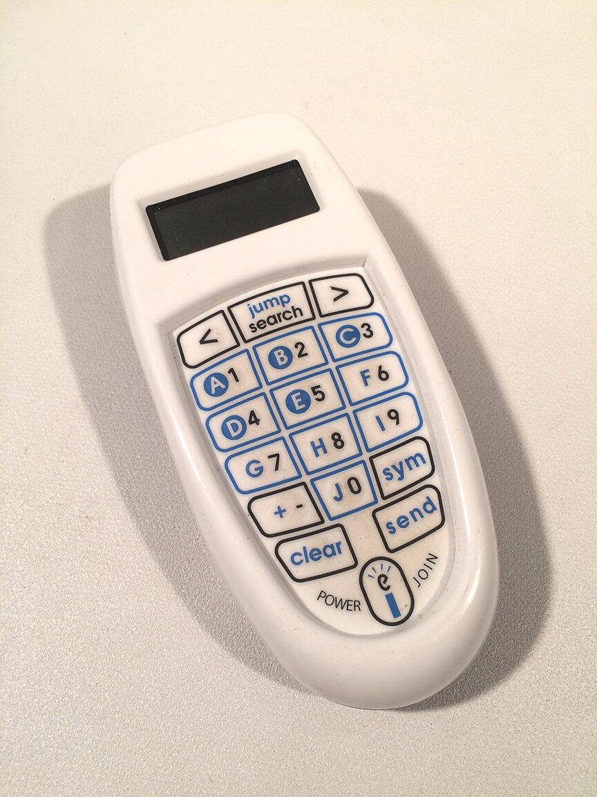 Model KGEN2EI Einstruction CPS Pulse Clicker Remote