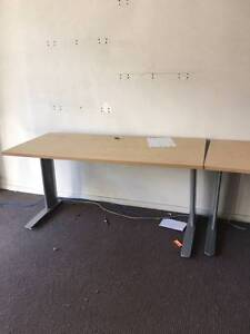 1500 mm Desks - Four available Willoughby Willoughby Area Preview