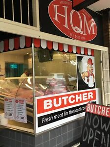 Butcher Shop For Sale Heathcote Sutherland Area Preview