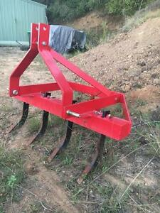 Ripper for Tractor - 3 point linkage Razorback Wollondilly Area Preview
