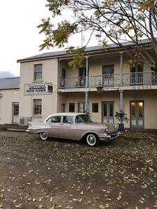 1957 Chevrolet Bel Air Sedan Wangaratta South Wangaratta Area Preview