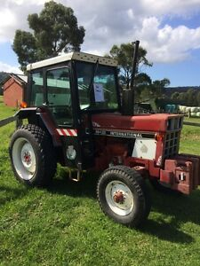 International 484 tractor low hours Bangalee Nowra-Bomaderry Preview